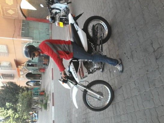 Moto au Maroc HONDA Bros - 132813