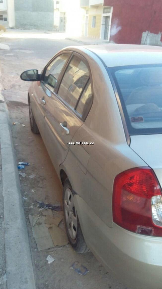 سيارة في المغرب HYUNDAI Accent 2009 - 119417