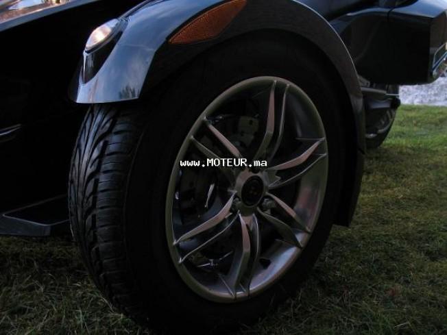 Moto au Maroc CAN-AM Spyder 125 - 130922