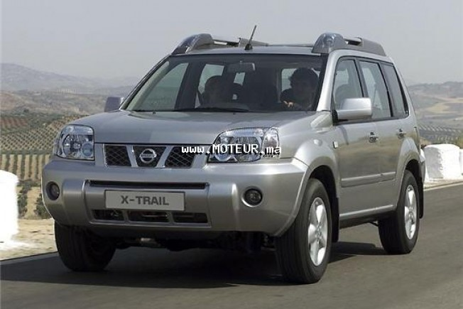 nissan x trail 2008 diesel 19553 occasion agadir maroc. Black Bedroom Furniture Sets. Home Design Ideas