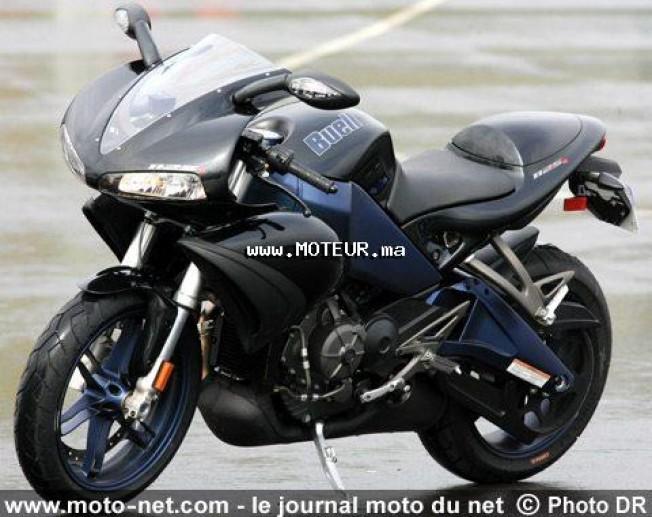 دراجة نارية في المغرب بويل 1125 ر 1125 r - 126572
