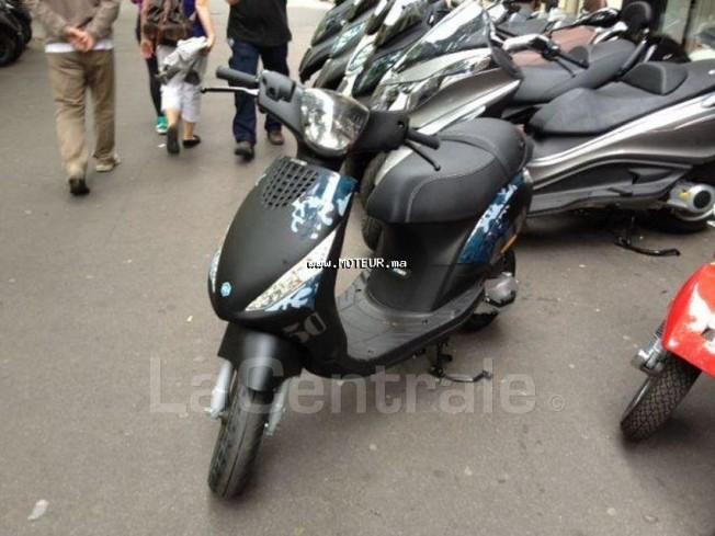 دراجة نارية في المغرب بياججيو زيب 50 2t - 133713