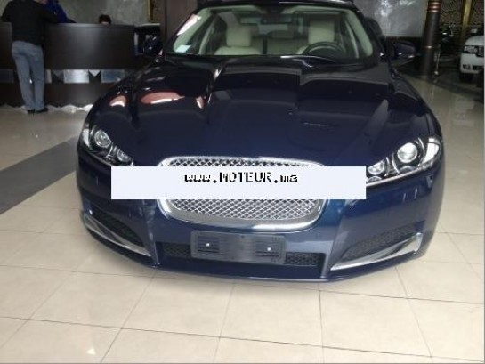 jaguar xf 2013 diesel 44385 occasion casablanca maroc. Black Bedroom Furniture Sets. Home Design Ideas