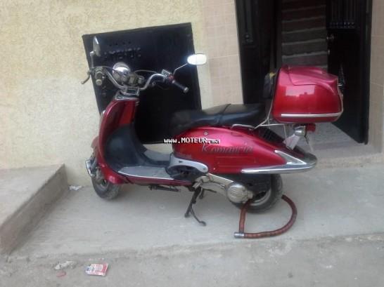 دراجة نارية في المغرب ليبيرتي رومانسيا 4 - 130121