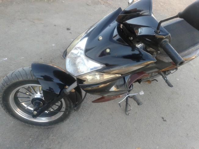 دراجة نارية في المغرب مبك سكيلينير 125 - 134058