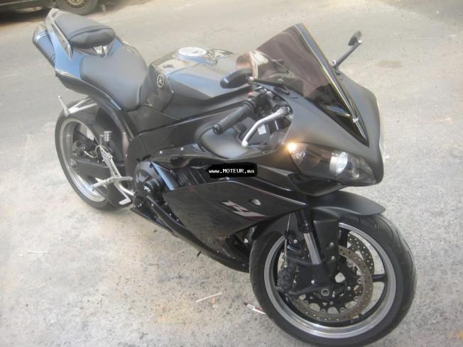 دراجة نارية في المغرب ياماها يزف R1 - 124083