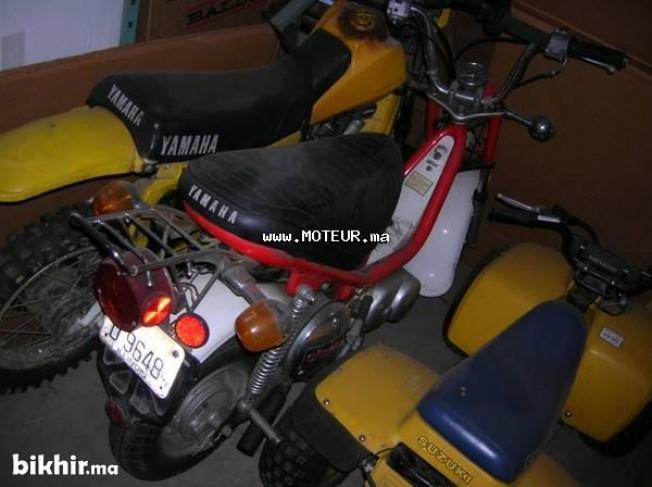 Moto au Maroc YAMAHA Chappy 49 - 129041