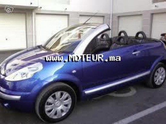 citroen c3 pluriel 2006 essence 23602 occasion casablanca maroc. Black Bedroom Furniture Sets. Home Design Ideas