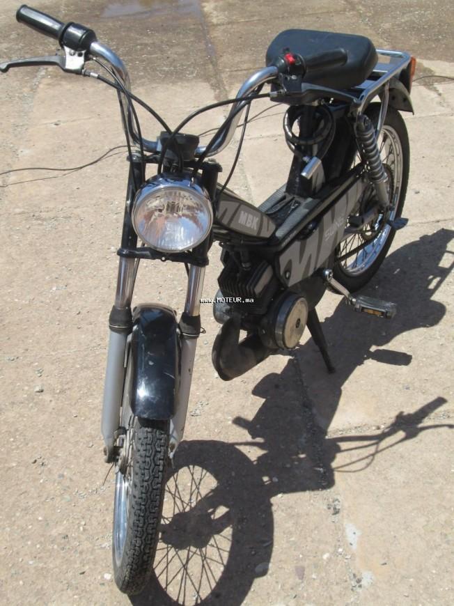 Moto au Maroc MBK Swing - 133509