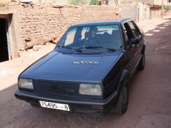 volkswagen jetta jetta 1986 diesel 47780 occasion beni mellal maroc. Black Bedroom Furniture Sets. Home Design Ideas