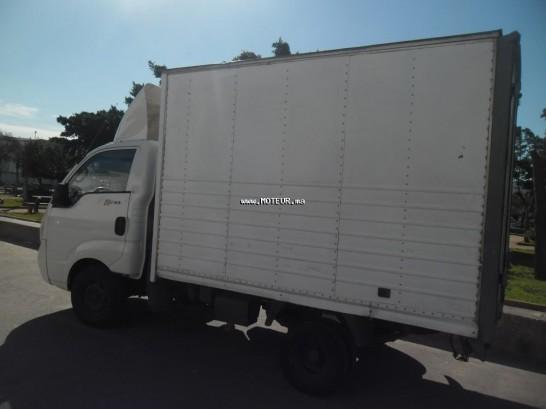 شاحنة في المغرب KIA K2700 - 123016