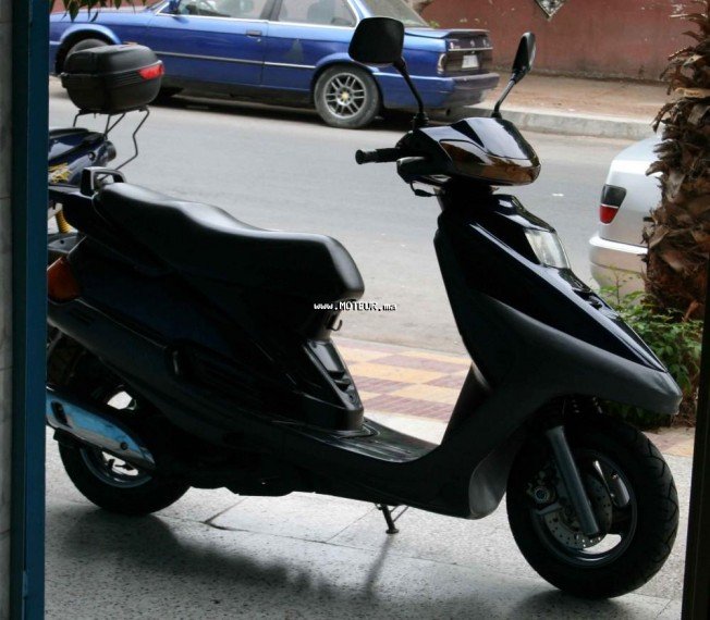 دراجة نارية في المغرب ياماها سيجنوس 125r - 132195