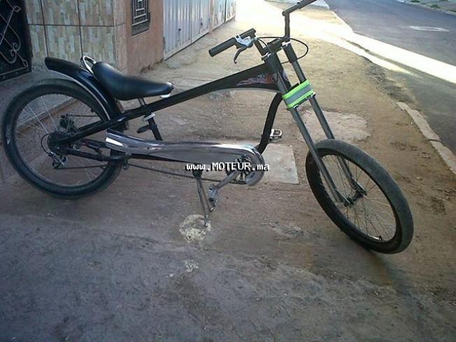 Moto au Maroc HARLEY-DAVIDSON 250 - 130619