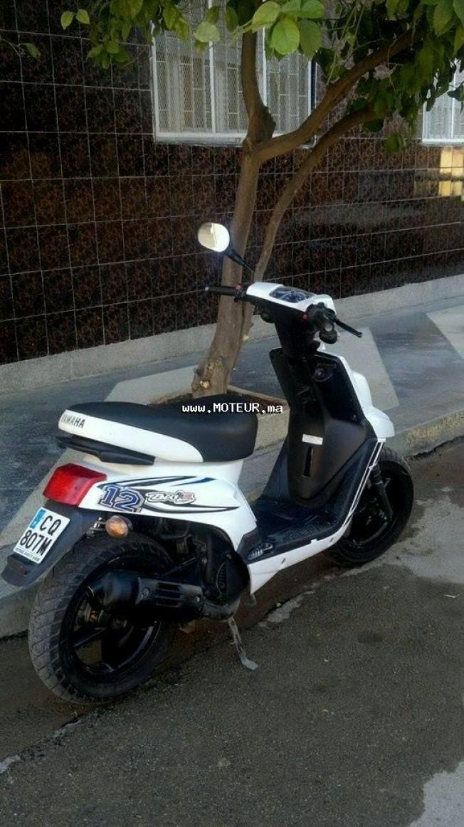 Moto au Maroc YAMAHA Bws 12 - 133335