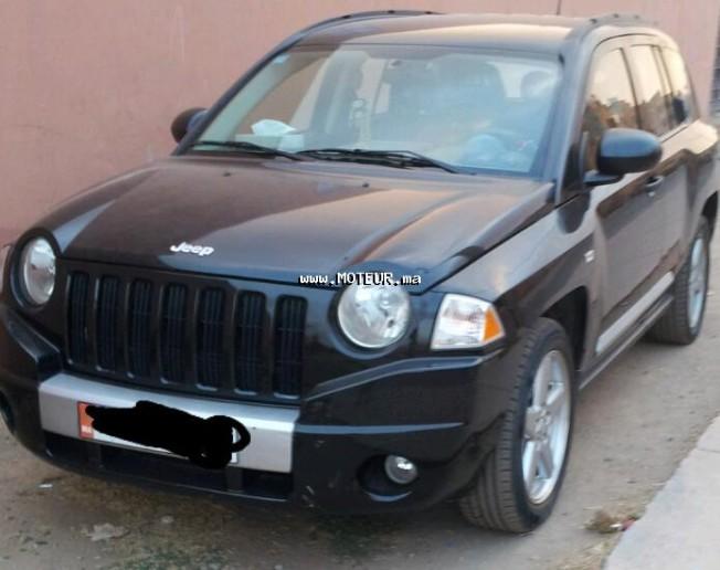 jeep compass crd 2009 diesel 48114 occasion marrakech maroc. Black Bedroom Furniture Sets. Home Design Ideas
