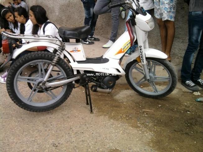 Moto au Maroc PEUGEOT Fox H 49cc - 128270