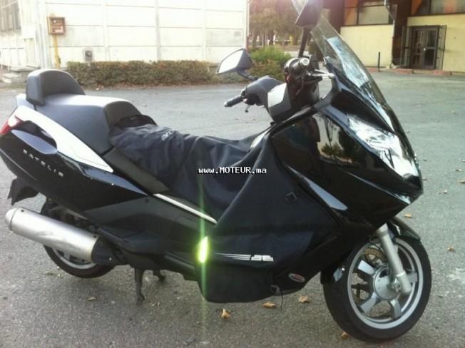Moto au Maroc PEUGEOT Satelis 125 - 124986