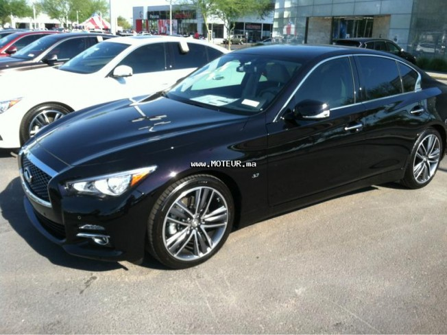infiniti q50 sedan 2014 essence 65857 occasion casablanca maroc. Black Bedroom Furniture Sets. Home Design Ideas