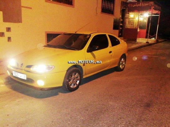 Renault megane coupe 1997 essence 14163 occasion casablanca maroc - Megane coupe occasion maroc ...