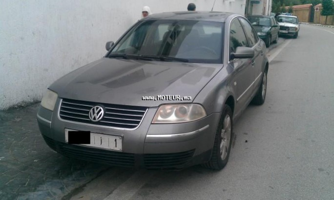 volkswagen passat 1 9 tdi 2002 diesel 38436 vendre rabat. Black Bedroom Furniture Sets. Home Design Ideas