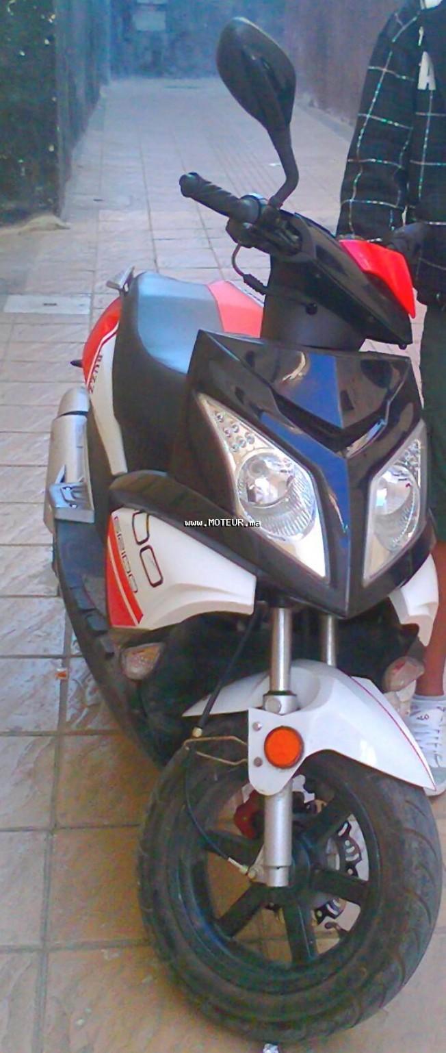 Moto au Maroc BUZZ Bxm - 129474