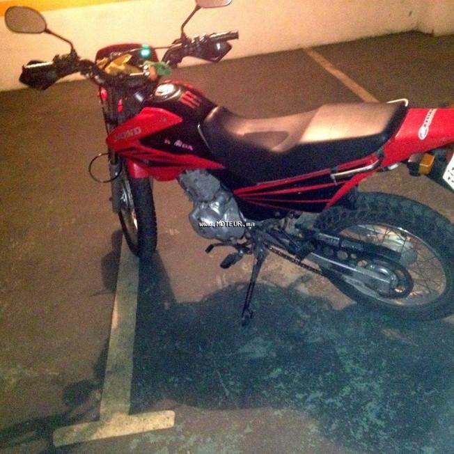 Moto au Maroc HONDA Bros 125 - 132110