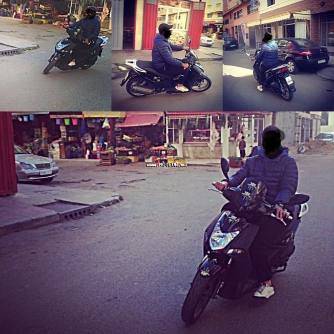 دراجة نارية في المغرب كيمكو اجيليتي سيتي 50 50 - 133925