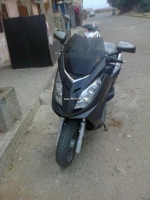 Moto au Maroc PEUGEOT Satelis Injiction - 129042