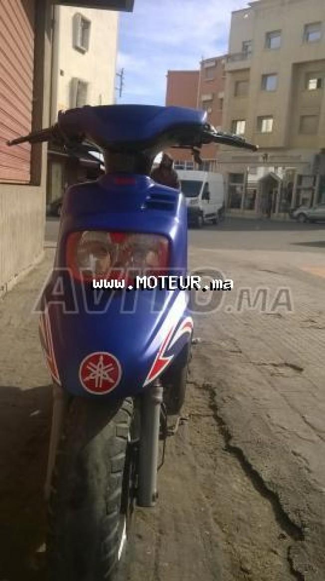 Moto au Maroc YAMAHA Bws - 132727