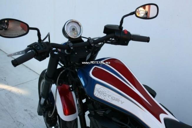 دراجة نارية في المغرب فيكتوري فيجاس Bonneville - 130508