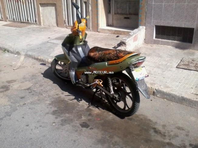 Moto au Maroc FALCON Fl50 - 126361