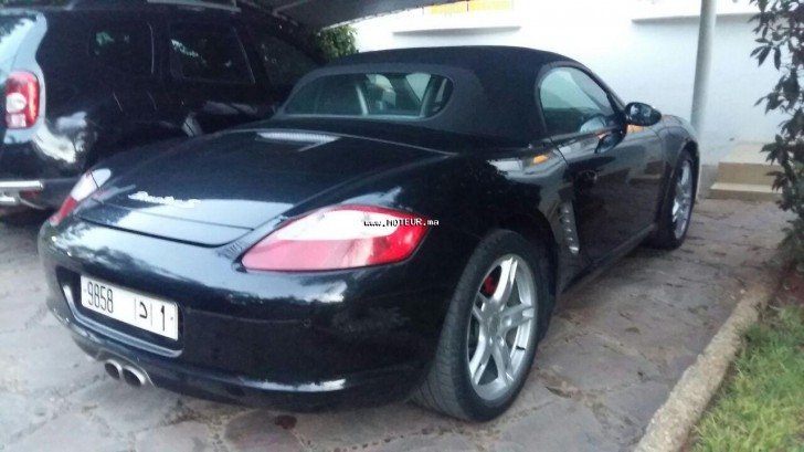 porsche boxster s 2008 essence 118611 occasion casablanca maroc. Black Bedroom Furniture Sets. Home Design Ideas