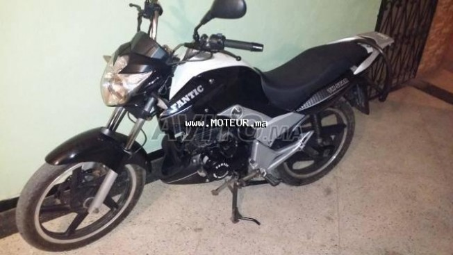 Moto au Maroc FANTIC Autre 150 - 133735