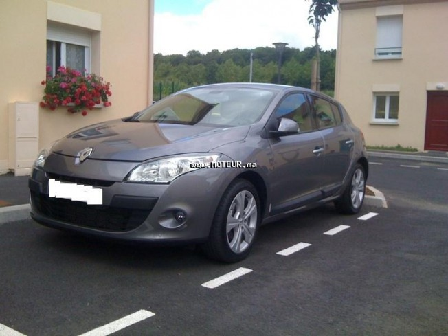 renault megane 1 5 l dci 110 ch 2011 diesel 21686 occasion casablanca maroc. Black Bedroom Furniture Sets. Home Design Ideas