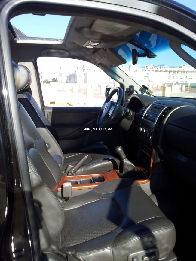 nissan pathfinder 2006 diesel 38595 occasion casablanca. Black Bedroom Furniture Sets. Home Design Ideas