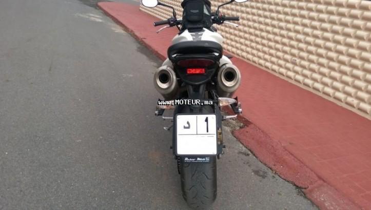 دراجة نارية في المغرب تريومف سترييت تريبلي 675 cm - 128310