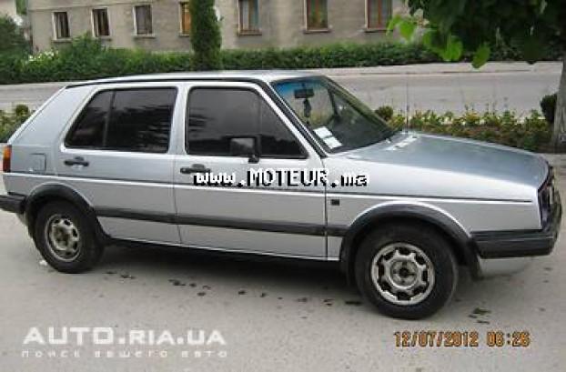 volkswagen golf 2 gtd 1 6 1985 diesel 45451 occasion al hoceima maroc. Black Bedroom Furniture Sets. Home Design Ideas