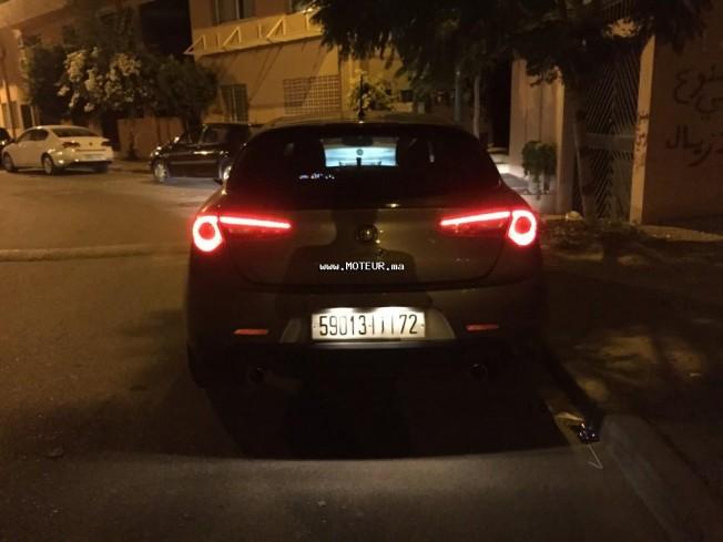 Voiture au Maroc ALFA-ROMEO Giulietta Distinctive - 74864