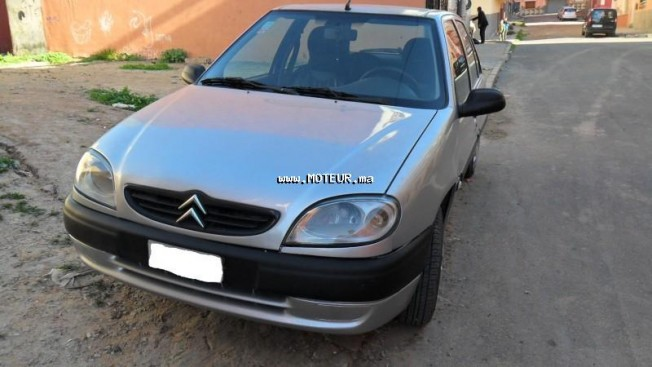 citroen saxo 2000 essence 40063 occasion safi maroc. Black Bedroom Furniture Sets. Home Design Ideas