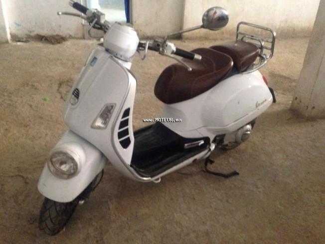 دراجة نارية في المغرب بياججيو فيسبا جتس 250 ي.ي. Vespa gtv 250 portofino green - 133702