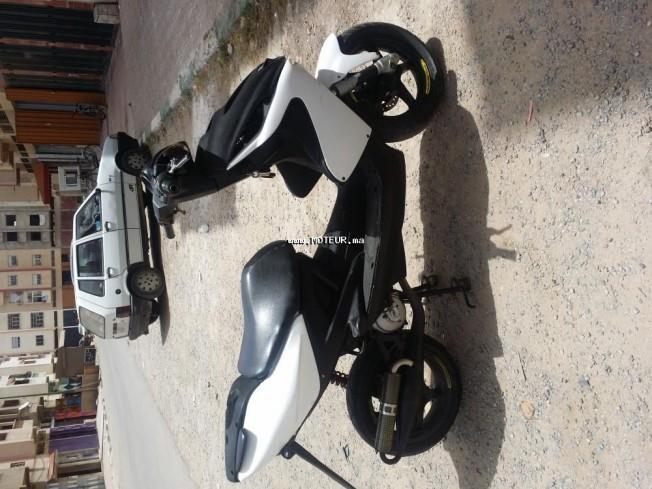 Moto au Maroc MBK Nitro 50 cc - 131885