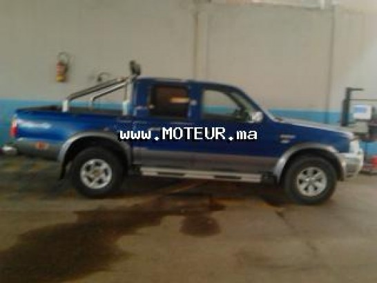 ford ranger 2007 2008 diesel 23041 occasion tiznit maroc. Black Bedroom Furniture Sets. Home Design Ideas