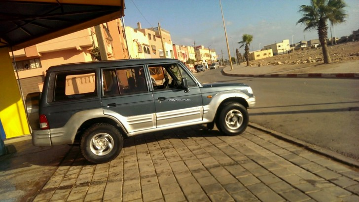 Voiture au Maroc HYUNDAI Galloper - 116365