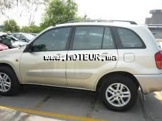 Toyota Rav 4 2001 Essence 95629 Occasion 224 Agadir Maroc