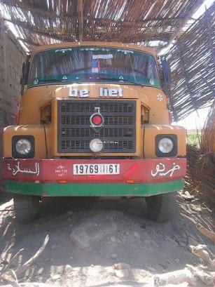 شاحنة في المغرب بيرلييت اوتري - 123156