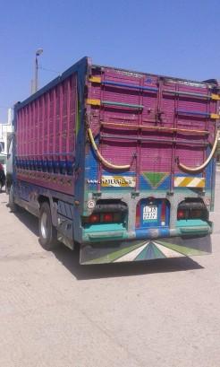 شاحنة في المغرب ميتسوبيتشي اوتري Dci 16d - 123114