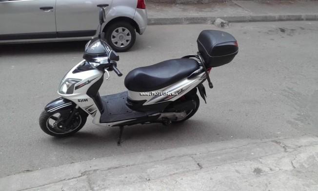 دراجة نارية في المغرب سيم جيت 4 50cc - 132164