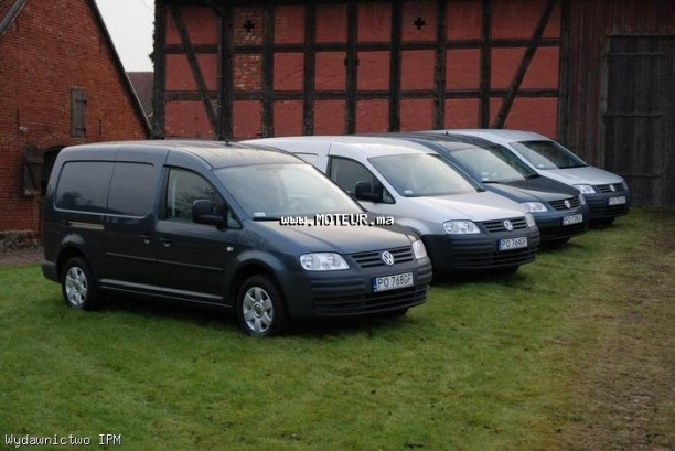 volkswagen caddy 2008 diesel 34065 occasion fes maroc. Black Bedroom Furniture Sets. Home Design Ideas