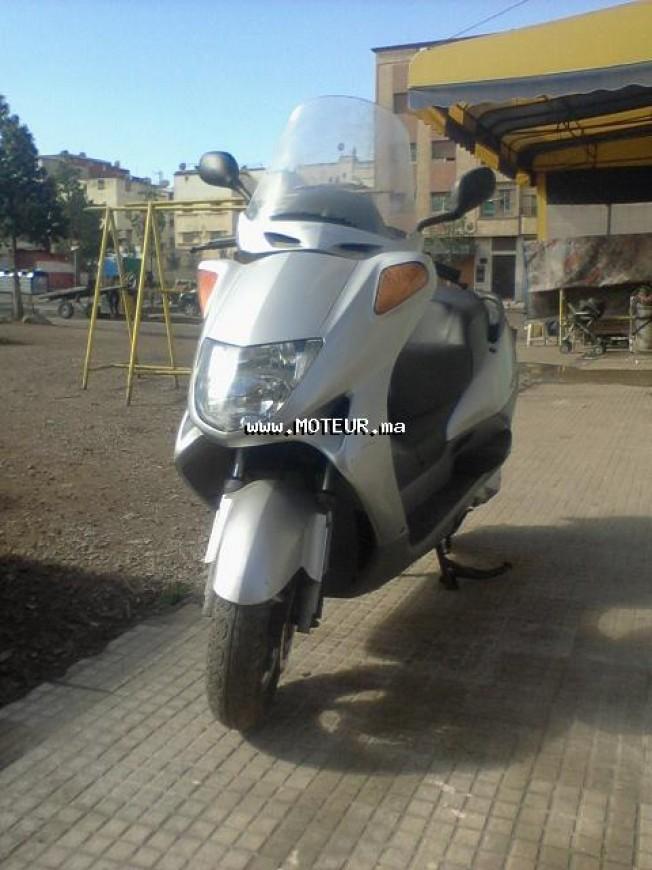 Moto au Maroc HONDA Pantheon - 131561