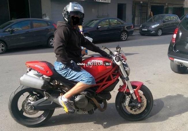 Moto au Maroc DUCATI Monster 696 696 - 133187